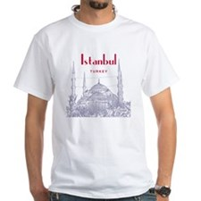 Istanbul_10x10_BlueMosque_Red Shirt