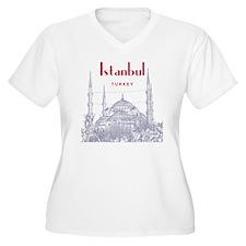 Istanbul_10x10_Bl T-Shirt
