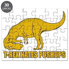 Funny T-rex Puzzle