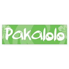Pakalolo Bumper Sticker