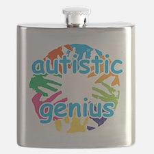 Autistic genius Flask