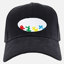 Autism Rocks Baseball Hat