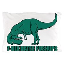 Hilarious T-rex Pillow Case