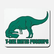 Hilarious T-rex Mousepad