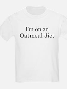 Oatmeal diet T-Shirt