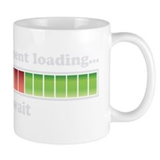 Comment loading Mug
