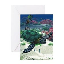 st_Galaxy Note 2 Case_1019_H_F Greeting Card