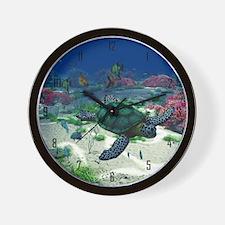st_wooden  Wall Clock