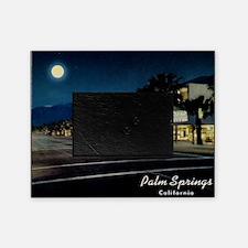 Night Scene, Palm Springs, Californi Picture Frame
