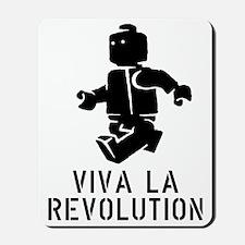 Viva la Revolution Mousepad