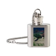 st_iPhone_Wallet_Case Flask Necklace