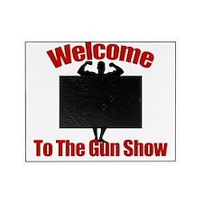 Gun Show Picture Frame