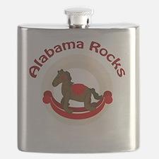 Alabama Rocks Girls Flask