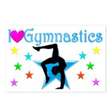 WORLD GYMNAST Postcards (Package of 8)