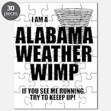 Alabama Weather Wimp Light Puzzle