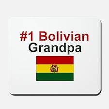 #1 Bolivian Grandpa Mousepad