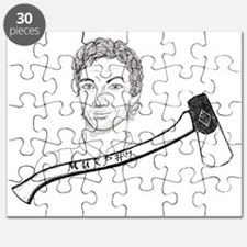 Murphy (Haunted Series) Puzzle