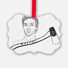 Murphy (Haunted Series) Ornament