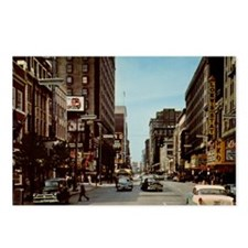 Playhouse Square, Clevela Postcards (Package of 8)
