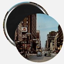 Playhouse Square, Cleveland, Ohio Vintage Magnet
