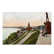 Juneau Park, Milwaukee, W Postcards (Package of 8)