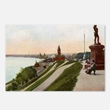 Juneau Park, Milwaukee, W Postcards (Package of 8)