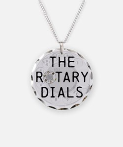 The Rotary Dials merchandise Necklace