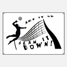 Slam It Down Banner