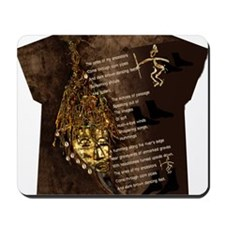 Ancestors - Womens All Over Print T-Shir Mousepad