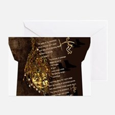 Ancestors - Womens All Over Print T- Greeting Card