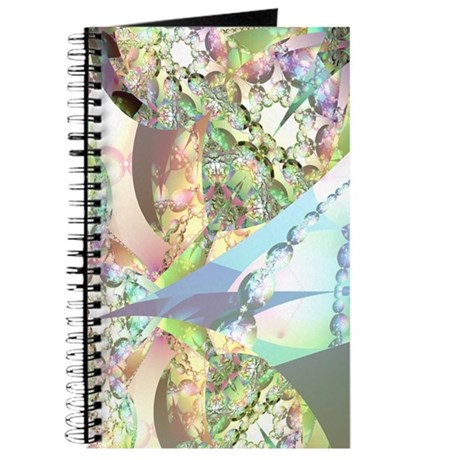 Wings of Angels Amethyst Crystals Journal