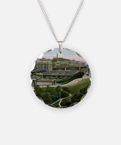 Edinburgh, Scotland, Vintage Necklace