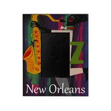 Vintage New Orleans Travel Picture Frame