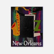 Vintage New Orleans Travel Picture Frame