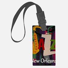 Vintage New Orleans Travel Luggage Tag