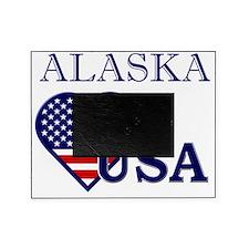 Alaska USA Flag Picture Frame