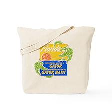 Florida Gator Bait Tote Bag