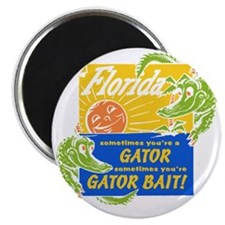 Florida Gator Bait Magnet