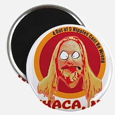 Ithaca Hippie 2 Magnet