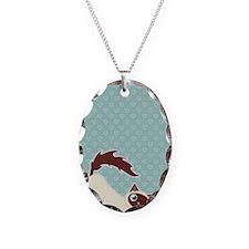 Cute Ragdoll Cat - Siamese Mar Necklace