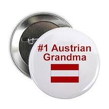 """#1 Austrian Grandma 2.25"""" Button"""