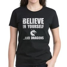 Believe Yourself Dragon Tee