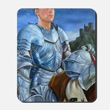 Ride Forth for journal Mousepad