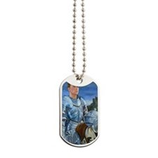 Ride Forth for journal Dog Tags