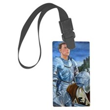 Ride Forth for journal Luggage Tag