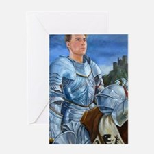 Ride Forth for journal Greeting Card