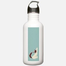 Cute Ragdoll Cat - Sia Water Bottle