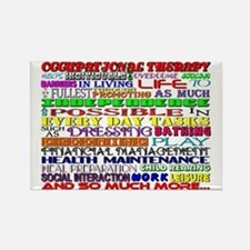OT Words Rectangle Magnet
