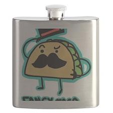 Taco mustache Flask