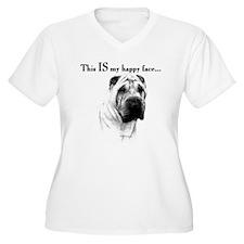 Shar Pei Happy T-Shirt